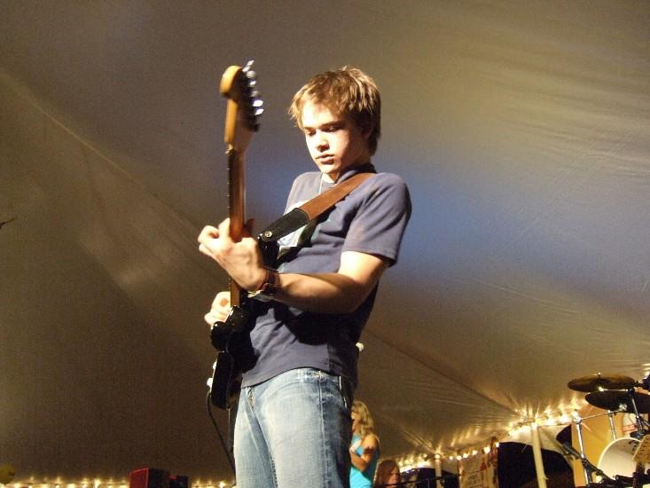 Hunter Hayes Fan Site Pensacola Crawfish Festival 2009
